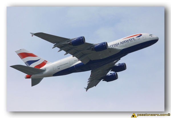 Airbus A-380 British Airways