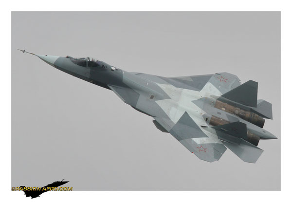 Sukhoï T-50