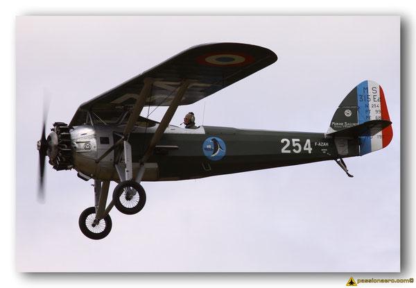 Morane Saulnier MS-315