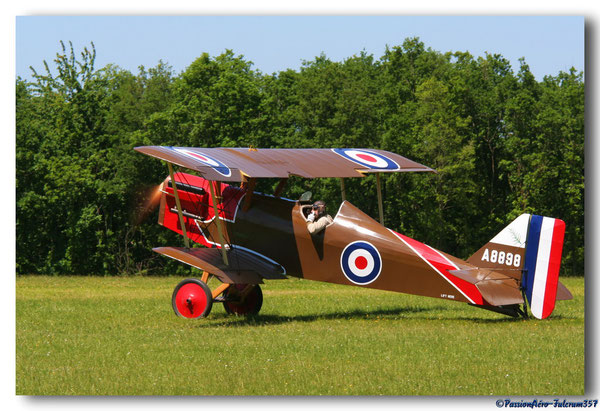 Royal Aircraft Factory SE5