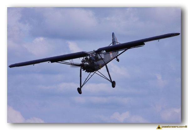 Morane Saulnier MS 502 Criquet
