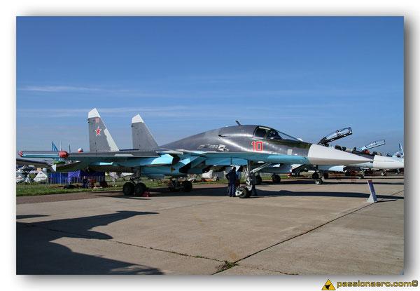 Sukhoï SU-34