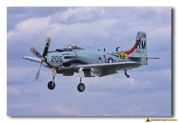 A-4 Skyraider