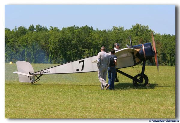 Morane Saulnier H13