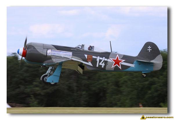 Yak-11 Normandie-Niemen