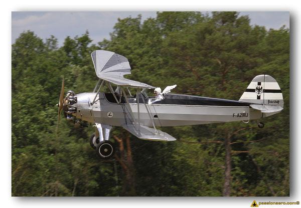 Focke Wulf 44 Stieglitz (F-AZMJ)