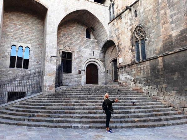 Экскурсии по историческому центру Барселоны