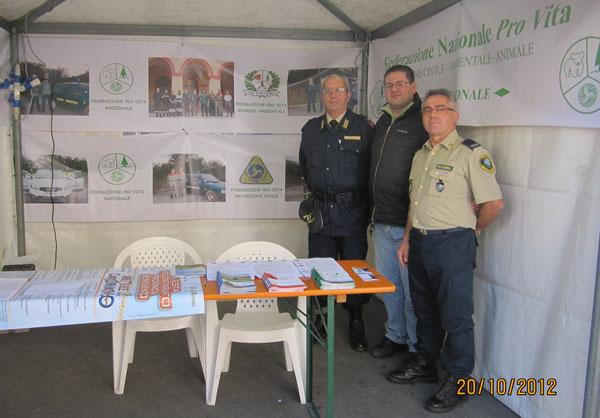festa del volontariato 2012