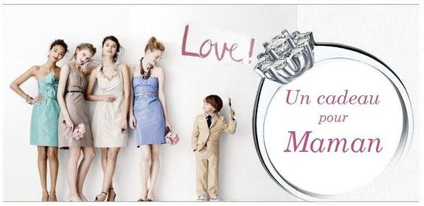 Bijoux des Lys un cadeau pour maman, Love