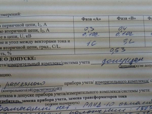 Акт допуска измерительного комплекса в эксплуатацию от 30.04.2015-2 стр.