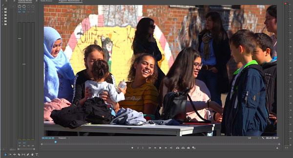 KKS Recklinghausen Flohmarkt Premiere Projekt