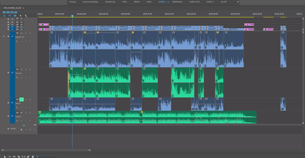 Premiere Timelines