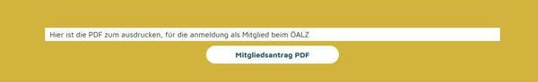 """Screemshot von dem herrunterlade-Button auf der Webseite des """"OEALZ"""" mit dem Mitgliedsformular als PDF"""