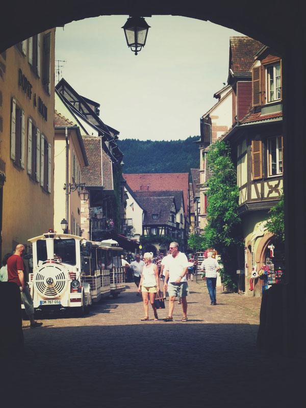 village alsace riquewirh