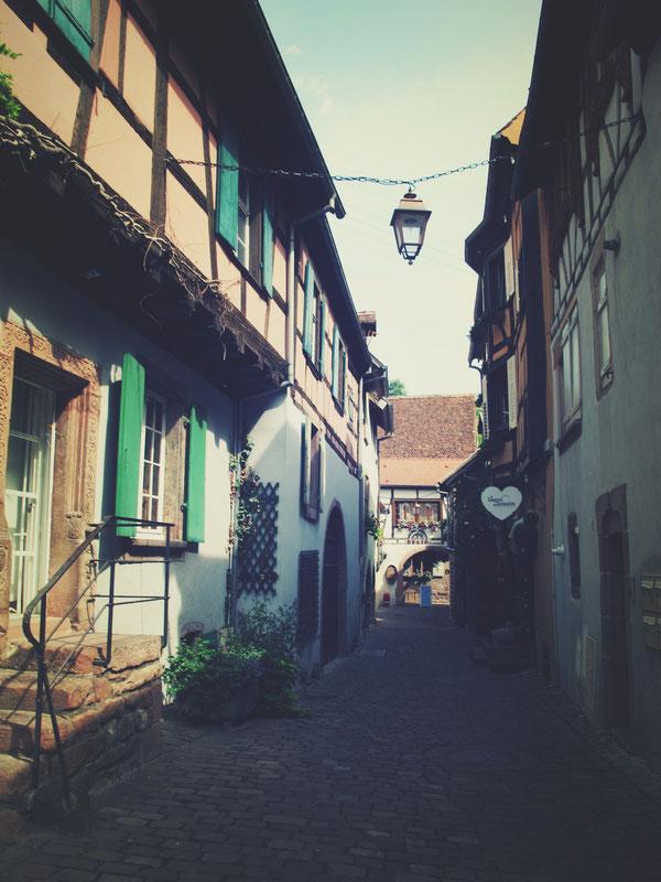 village alsace maison