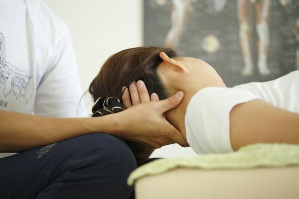 筋膜ストレッチ・筋膜リリース 肩こり