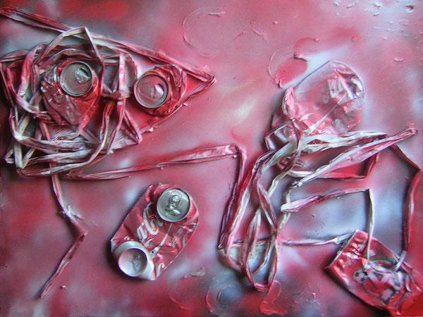 COCA COLA cm 50x68 Agosto 2012