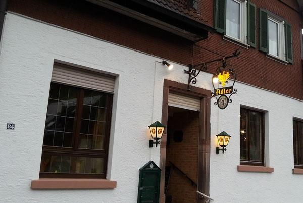 Das Adler-Team in  Alpirsbach,  Rötenbacherstraße 84  begrüßt SIE recht herzlich, wir bitten einzutreten