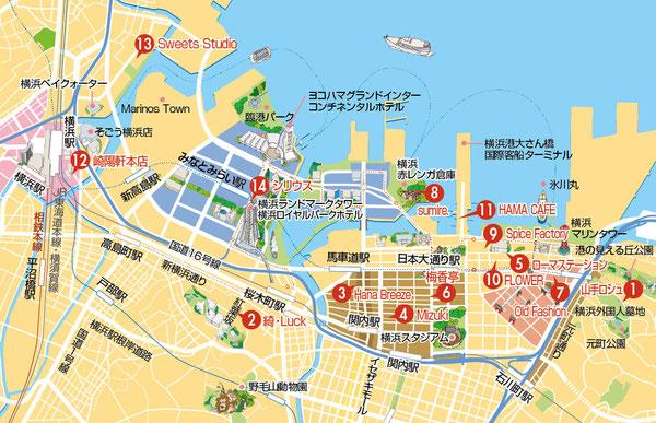 横浜全体マップ