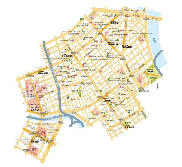 日本橋地図