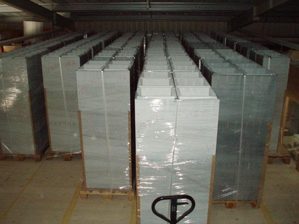 unsere Kaminschächte EI60 stehen für Sie in Koppigen bereit