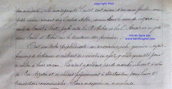 Beni  Aïcha 1845