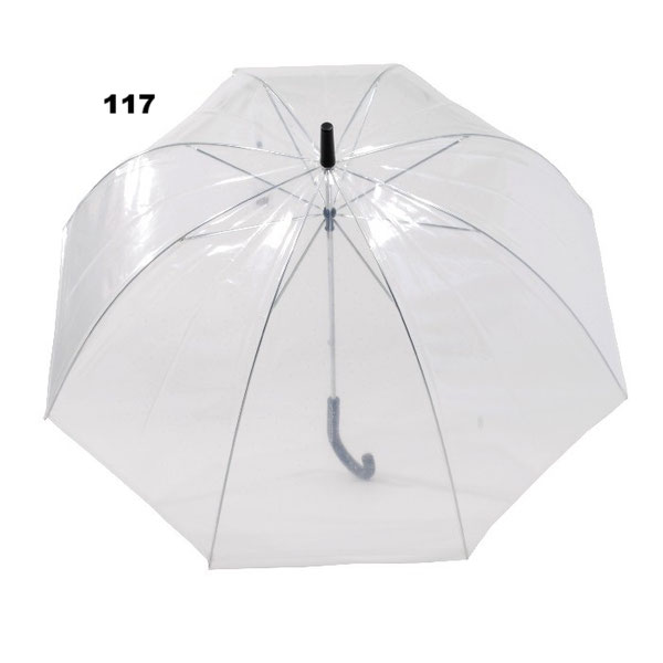 Art. 117 Cloche transparente