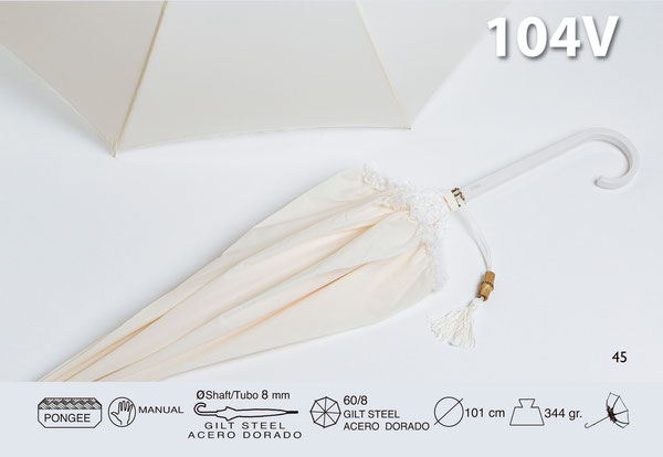 Parapluie de mariage Vogue 104V