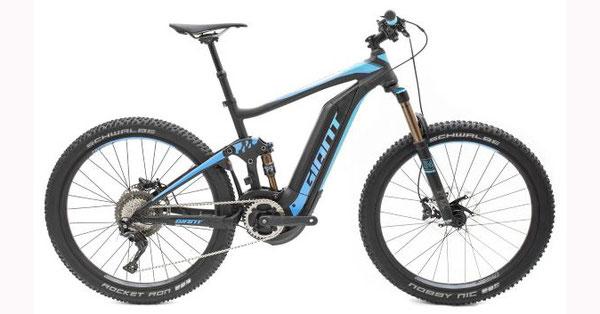 електрическо колело Giant