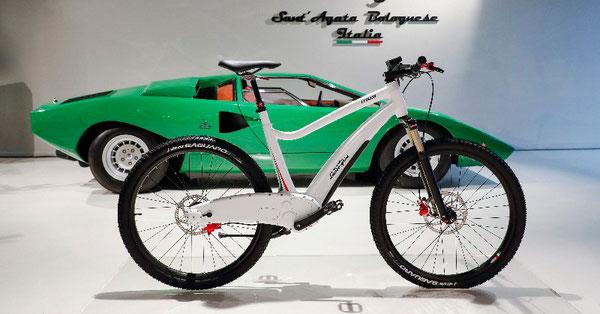 електрическо колело Lamborghini