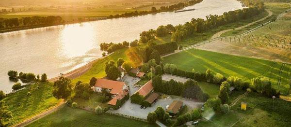 Hofgut Langenau - unsere Location für den Escola de Samba Schnupper-Workshop