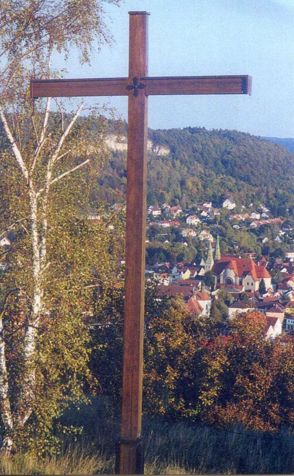 Kolpingkreuz am Hirschberg