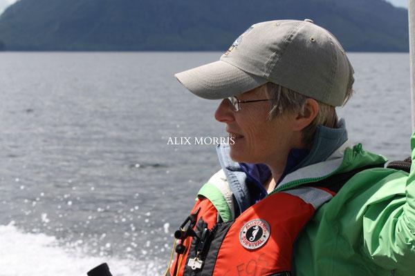 海洋生態学者 ジニー・エッカート博士