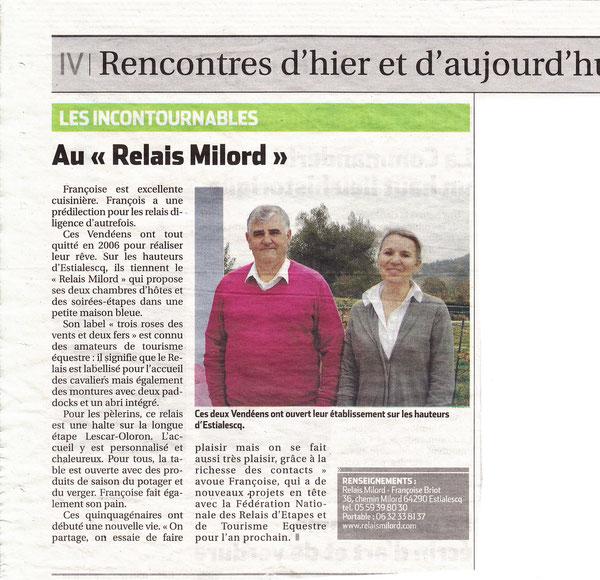 La République 25 novembre 2010
