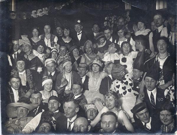 Karneval in Bippen