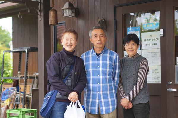 仲本律子 陶芸作家 ブログ 女性陶芸家 茨城県笠間市  石岡鈴木牧場