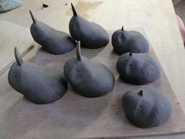 陶芸家のブログ 陶芸家 陶芸 笠間焼き 陶器 野鳥