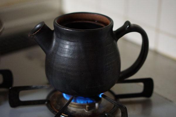 陶芸家のブログ 陶芸家 陶器 陶芸 土鍋 ポット コーヒーポット コーヒー 耐熱ポット