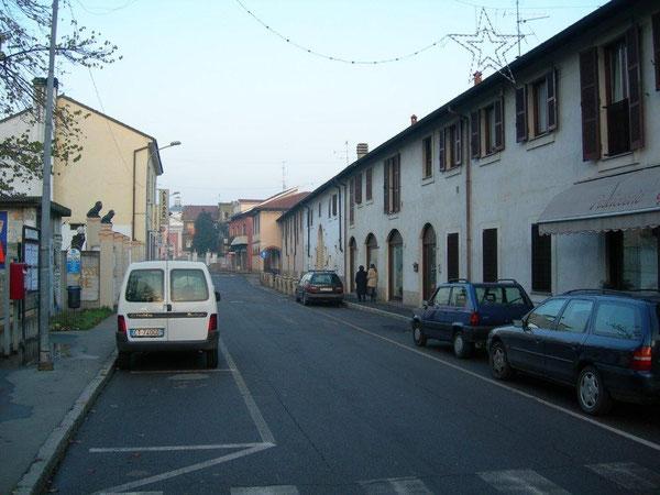 Via Roma, prima della DEVASTAZIONE 1 (2009)