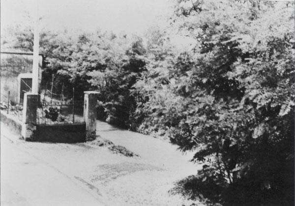 Bozzente in via Meraviglia (1953)