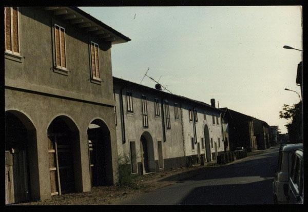 Prevostina, Largo Galluzzi - Via Roma (1985)