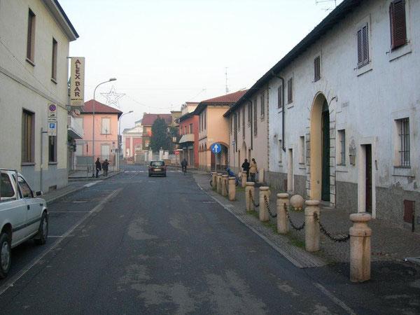 Via Roma, prima della DEVASTAZIONE 2 (2009)