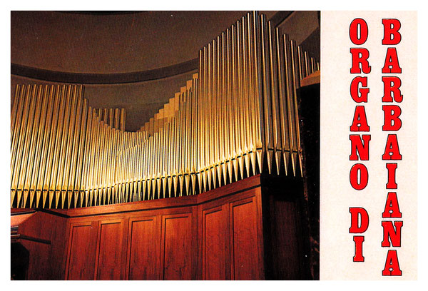 1970 - Organo all'Oratorio