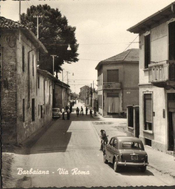 Circolo Cooperativa - Via Roma (1957)