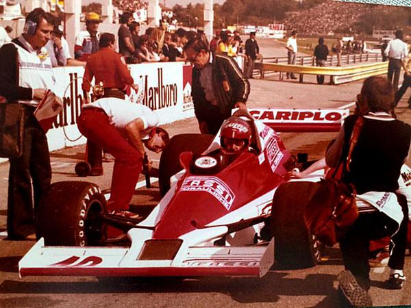 ''Gimax'' su F.1 a Monza