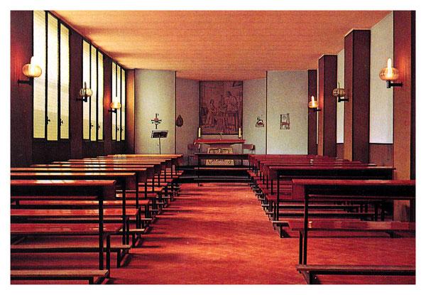 1970 - Cappella dell'Oratorio