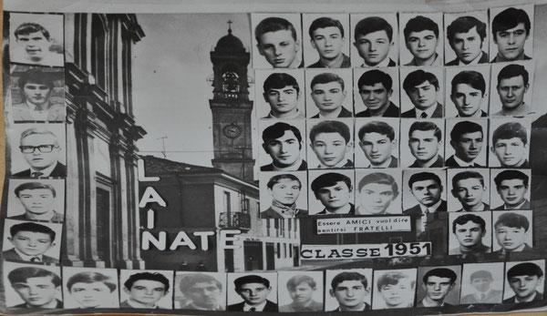 Classe 1951 Lainate - Maschile