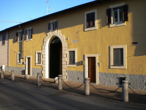 Prevostina, Largo Galluzzi - Via Roma (2015)
