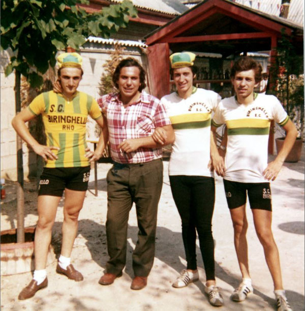 B. Claudio - M. Enrico - R. Felice - E. Claudio (1976)