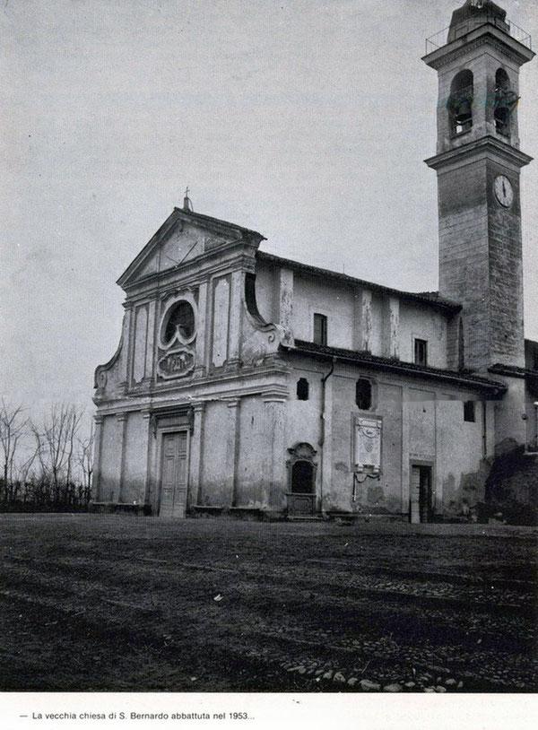 Vecchia chiesa S. Bernardo (1950)